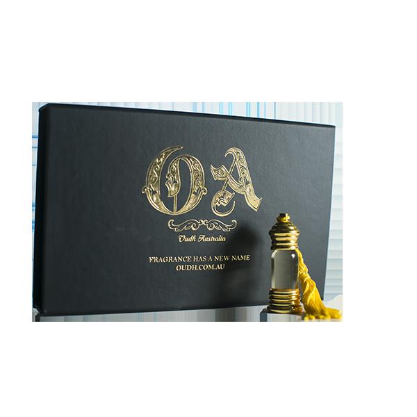 Oudh Masti Perfume - Natural Oudh Perfume