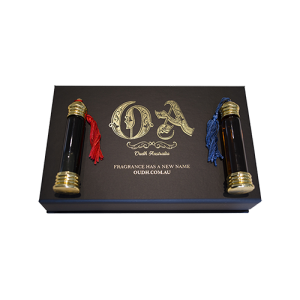 A Collection of 2 Natural Oudh Perfume Just for $49